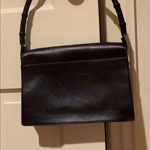 Gucci Bags - Dark brown vintage Gucci leather bag. Worn once